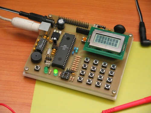 AVR Developing Board
