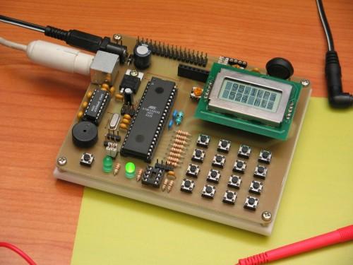 AVR Developing Board