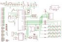 AVR Developing Board Schematic