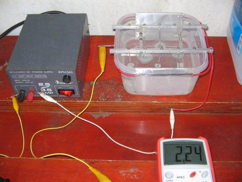 Homemade Anodizing – Automatic Artisan